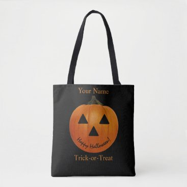 Fancy Trick-or-Treat Bag For Special Goblins