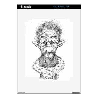Fancy Troll Skins For The iPad 2