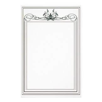 Fancy Victorian Stationery 2