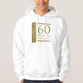 Fancy Vintage 60th Birthday Hoodie