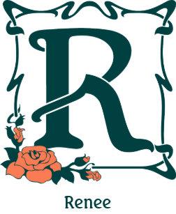 Vintage Letter R Stickers Sticker Designs Zazzle