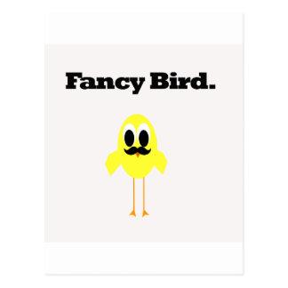 FancyBird850X850.gif Postcard