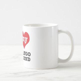 Fandango dance designs coffee mug