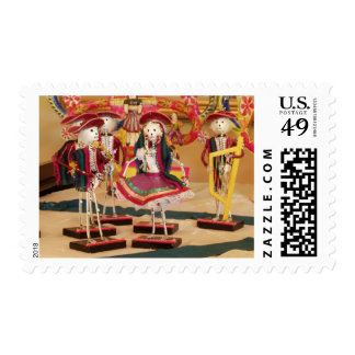 Fandango Day of the Dead Lovers Postage