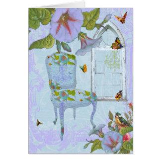 """FANDANGO """"Le jardin de la lumière"""" Card"""