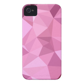 Fandango Purple Abstract Low Polygon Background iPhone 4 Case-Mate Case