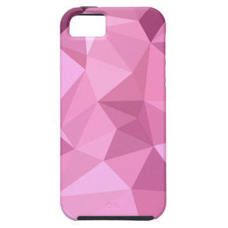 Fandango Purple Abstract Low Polygon Background iPhone SE/5/5s Case
