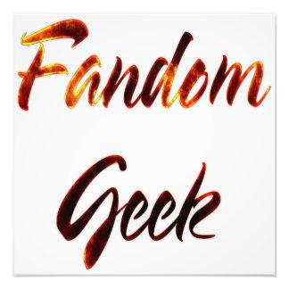 Fandom Geek Fire Photo
