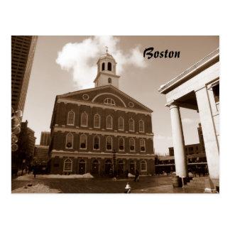 Faneuil Hall Postcard