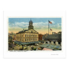 Faneuil Hall View, the Cradle of Liberty Postcard