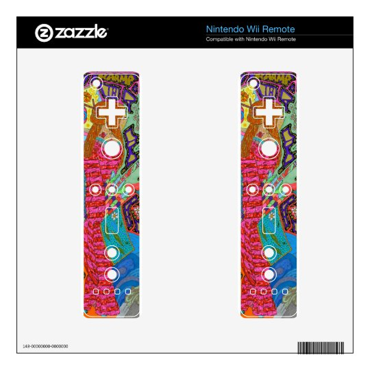 Fanfare Decals For Wii Remotes