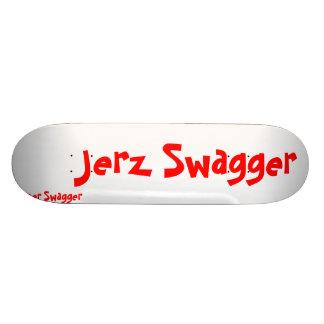 Fanfarronería de Jerz, fanfarronería estupenda Monopatín Personalizado
