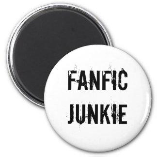 Fanfic Junkie Magnet