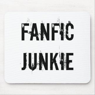Fanfic Junkie Mouse Pad