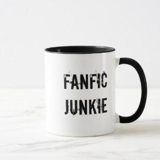 Fanfic Junkie Mug