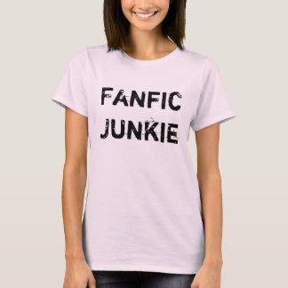 Fanfic Junkie T-Shirt