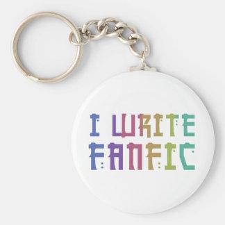 Fanfic Pride Key Chain