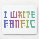 Fanfic Pride Mouse Pad