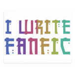 Fanfic Pride Post Card