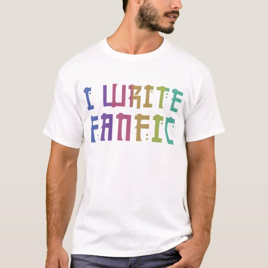 Fanfic Pride T-Shirt