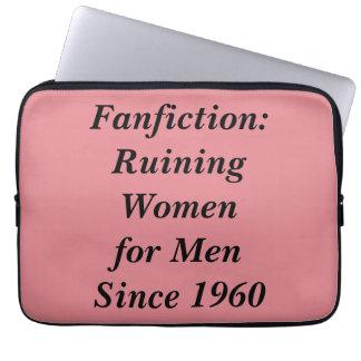 Fanfiction: Arruinando a las mujeres para los Manga Computadora
