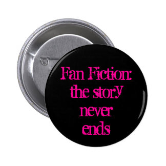 FanFiction 2 Inch Round Button