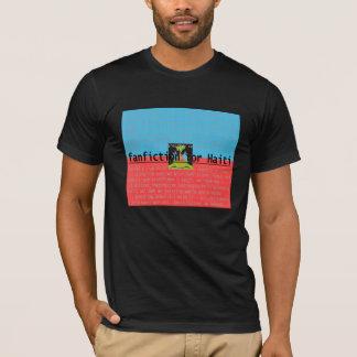 Fanfiction For Haiti Tee