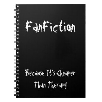 FanFiction Notebook