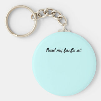 Fanfiction Referral Keychain