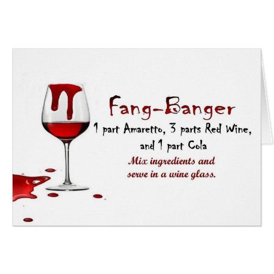 Fang-Banger Drink Recipe Card