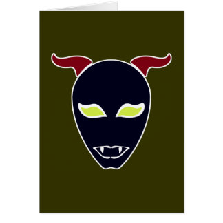 Fang Demon Card