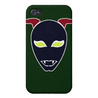 Fang Demon iPhone 4/4S Cover