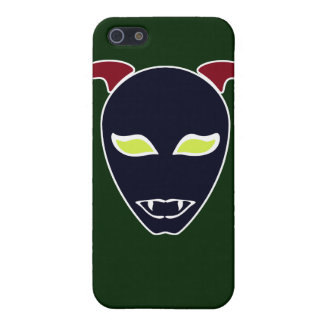 Fang Demon iPhone SE/5/5s Cover