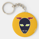 Fang Demon Keychains