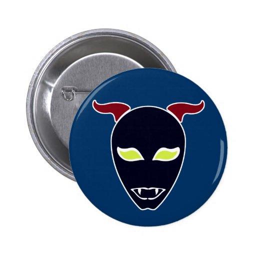 Fang Demon Pins