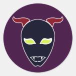 Fang Demon Stickers