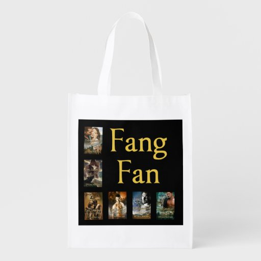 Fang Fan Tote Grocery Bags