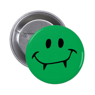 Fang Logo 2 Inch Round Button