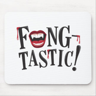 Fang-tastic! Mouse Pad