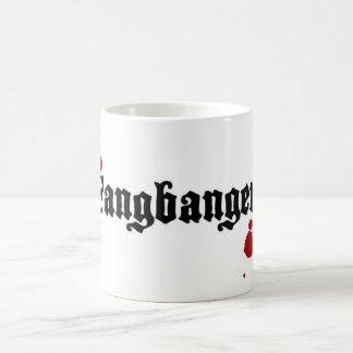 Fangbanger. Classic White Coffee Mug