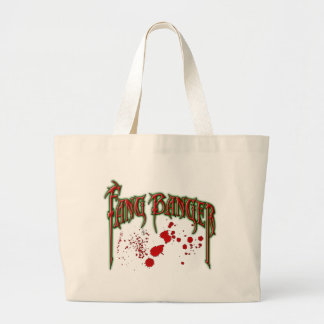 Fangbanger Large Tote Bag