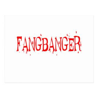 FANGBANGER POSTCARD