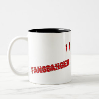 Fangbanger Two-Tone Coffee Mug