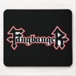 Fangbanger Vampire Halloween Mouse Pads