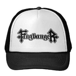 Fangbanger Vampire Halloween Trucker Hat