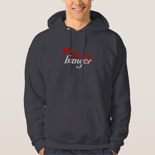 Fangbangers Hooded Pullovers