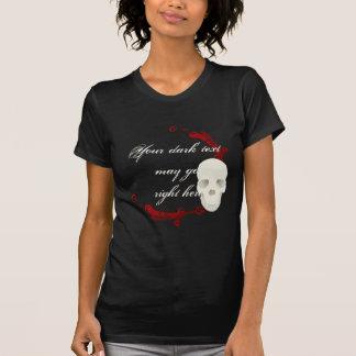 Fanged Skull Shirt
