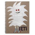 Fanged Yeti Notebook