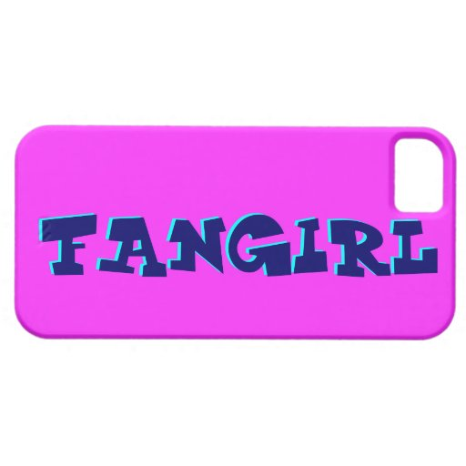 FANGIRL iPhone 5/5S CASES