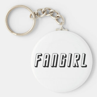 Fangirl Keychains